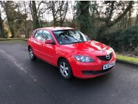 Mazda 3 TS - DIESEL - DRIVES GREAT! - MOT TESTED TILL JUNE 2018!