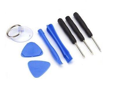 4 Werkzeug-set (Werkzeug Kit Set 5-fach für iPhone 4 4S 5 5 5S 6 6S 7 8 Akkuwechsel Akku Tausch )