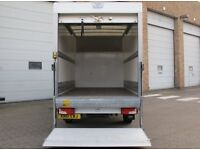 Cheap affordable Man and Van Removals Full House, Rubbish Clearances, 2 Men Large Van Tip Runs