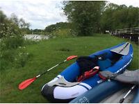 Sevylor Wabash x2 Man Inflatable Kayak