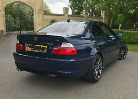 Bmw 2003 e46 for sale, head gasket blown.