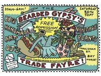 The Bearded Gypsy's Trade Fayre