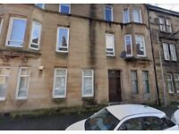 Traditional 1 Bedroom 1st floor Flat located Espedair Street, Paisley Available 17-11-2020