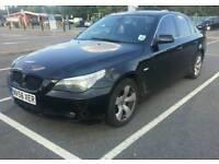 ## BMW ## 520D ## diesel ## Black ##