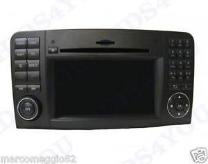 Autoradio-Navigatore-originale-Mercedes-ML-NTG-2-5-MULTI-DVD