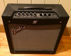 Amplificateur Fender Mustang II V2 - Négociable