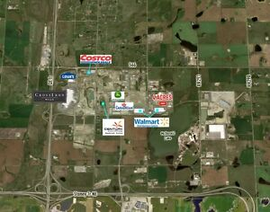 Lot 9  in Balzac - LAND FOR SALE
