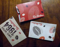 Gift Cards - Tim Horton's Value ($70.)sell for $60 or Will Trade