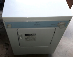 Whirlpool Apartment size Dryer 110volt