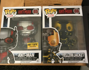 Funko POP! - Ant Man and Yellow Jacket