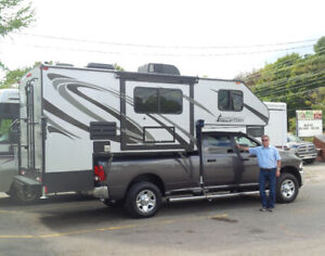 1 Ton Dodge Ram 3500 AND/OR Livin' Lite Truck Camper
