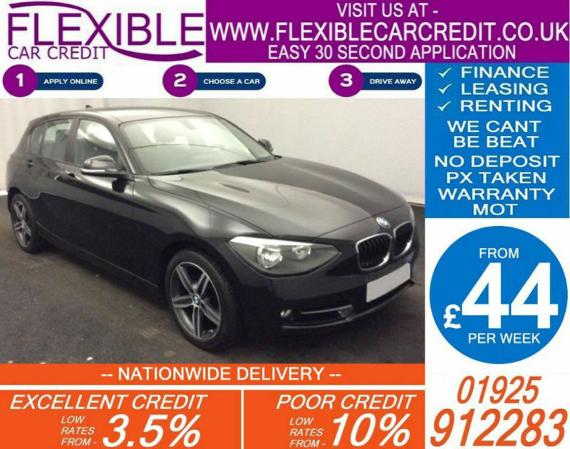 2014 bmw 116d 2 0 sport auto good bad credit car finance available in bletchley. Black Bedroom Furniture Sets. Home Design Ideas
