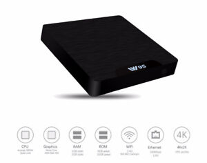 Android 7.1 TV Box - 2GB RAM - Live Sports - 1 Year Warranty!