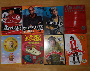Various Comedy DVD'S!