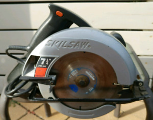 Electric Corded Circular Saw SKILSAW 7 1/4