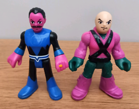 Imaginext DC Sinestro and Lex Luthor