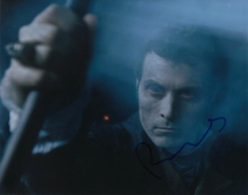 RUFUS SEWELL.. Abraham Lincoln: Vampire Hunter - SIGNED