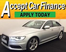 Audi A6 Saloon FROM £53 PER WEEK!