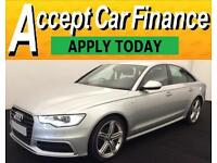 Audi A6 Saloon 2.0TDI ( 177ps ) ( C7 ) 2013MY S Line