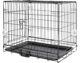 Medium size dog cage