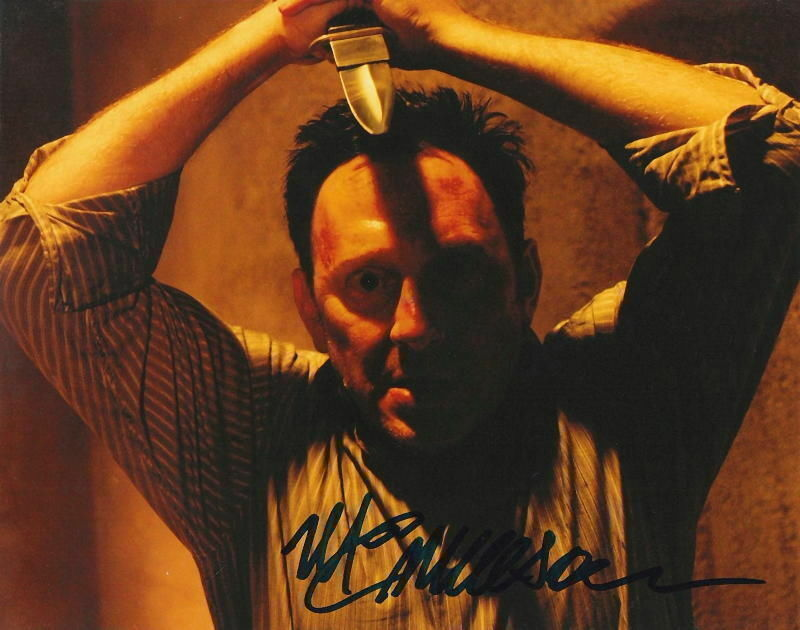 MICHAEL EMERSON.. Lost - SIGNED