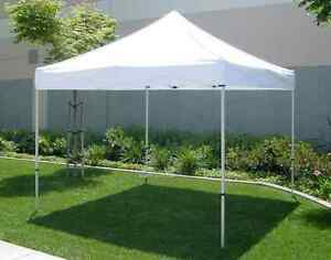 Looking for a 10x10 pop up tent (canopy)