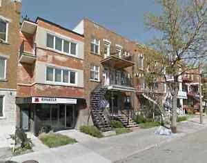 Appartement 4 1/2 - Villeray- 5 min Metro Jarry et Cremazie