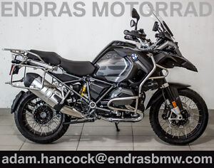 2017 BMW R1200GS Adventure - Black Storm Metallic