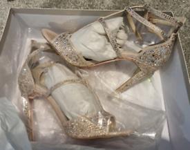 Steve madden & Carvela High heels