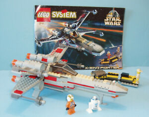 LEGO STAR WARS no 7140, le X-WING FIGHTER
