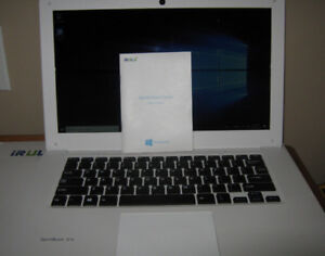14 inch Laptop ,  with Windows 10 ,  original box and Manuel .