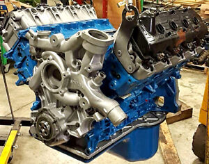 re-manufactured engines 5 year warranty 6.4 FORD