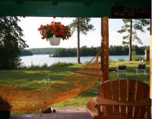 Kawagama Lake - 400 ft. of Lake Frontage on 25 acres - sleeps 10