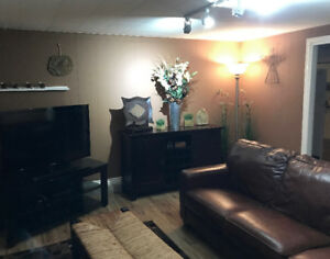 FURNISHED 2 BEDROOM - SHORT OR LONG TERM