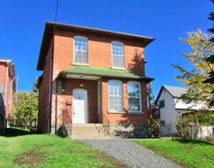 Beautifully maintained 2 Storey Red brick character home