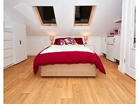Double room with en-suite - Available 12th July -CLEAN* ALL Inclusive