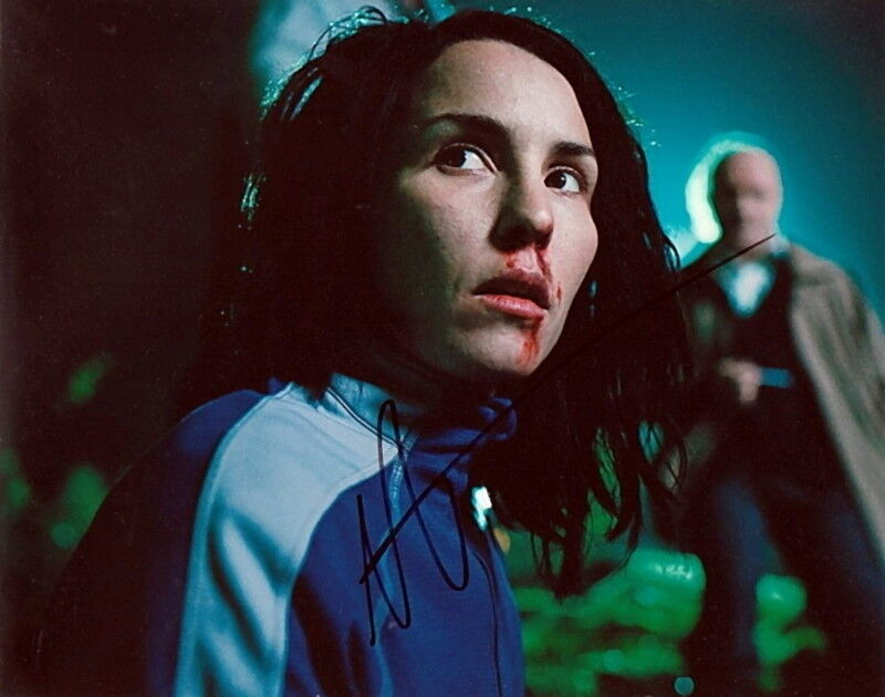 NOOMI RAPACE.. The Girl Who Played With Fire's Lisbeth Salander - SIGNED