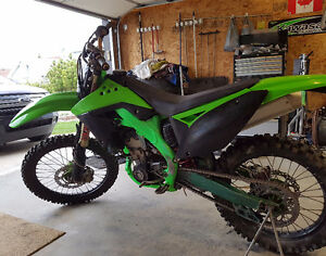 2009 Kawasaki KX250F - Monster Edition