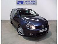2010 Volkswagen Golf 2.0 TDi 140 GT 5dr 5 door Hatchback