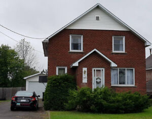 SPACIOUS TURN KEY HOME WITH DETACHED GARAGE
