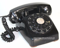 Rotary Dial Telephones