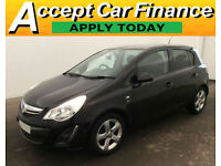 Vauxhall Corsa 1.2i SXi FINANCE OFFER FROM £25 PER WEEK!