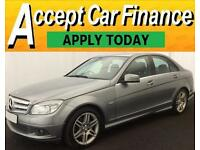 Mercedes-Benz C220 FROM £41 PER WEEK!