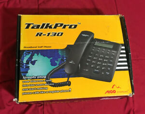 TalkPro R-130 Broadband VoIP Phone