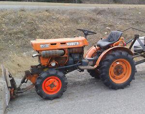Kubota B 5100