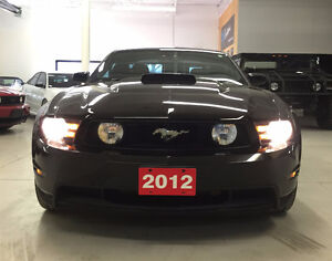 2012 Ford Mustang GT Coupe AUTOMATIC