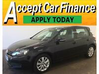 Volkswagen Golf 1.6TDI ( 105ps ) 2012MY Match FROM £46 PER WEEK!
