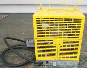 4800 WATT 240 VOLT ELECTRIC HEATER - EXCELLENT CONDITION Strathcona County Edmonton Area image 1