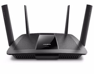 Linksys AC2600 Dual Band Smart Wireless Router with MU-MIMO, Gig