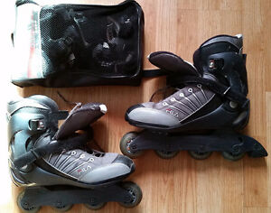 FILA Rollerblades - Size 13 with Pads